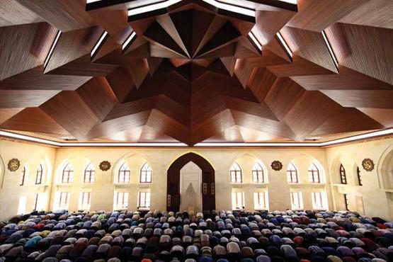 pompes funebres musulmanes mosquée